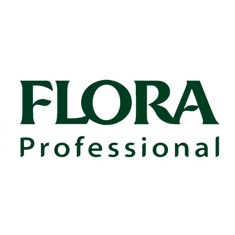 logo flora professional