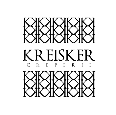 logo kreisker restaurant food alimentation