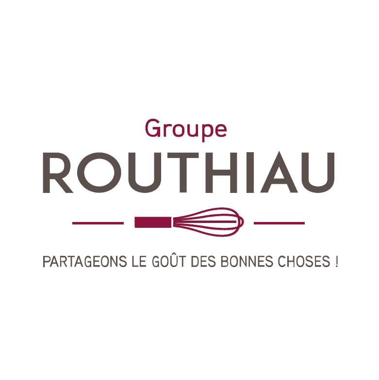logo routhiau restauration alimentaire agroalimentaire
