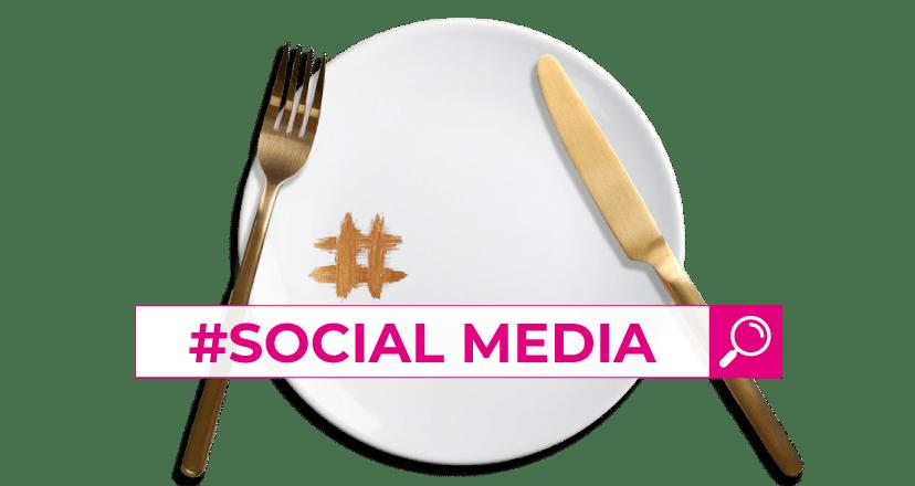 social media food expert vendee facebook instagram linkedin