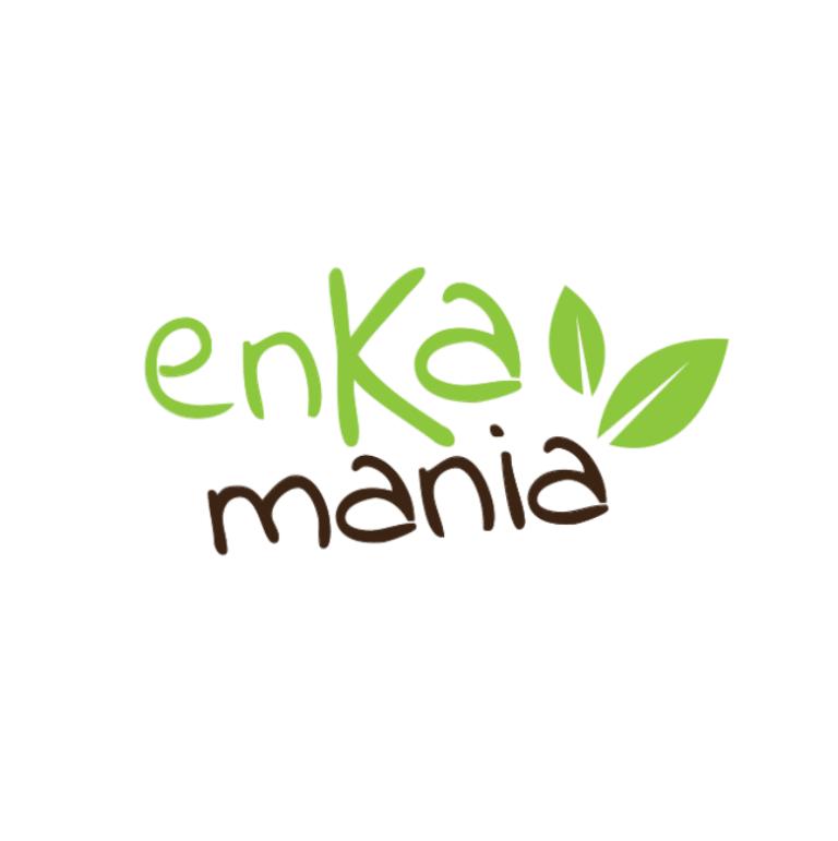 logo enkamania strategie digitale food alimentation
