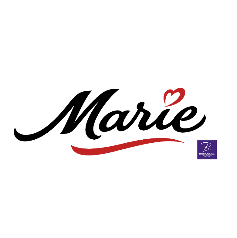 logo marie strategie digitale aioli food alimentation