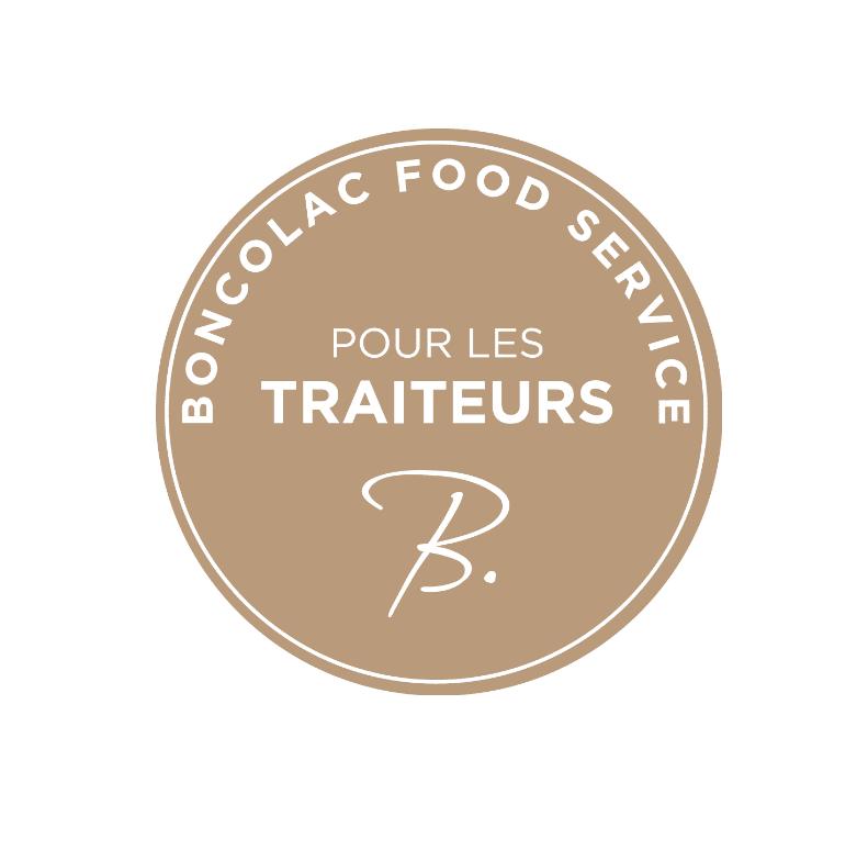 logo boncolac traiteurs food service