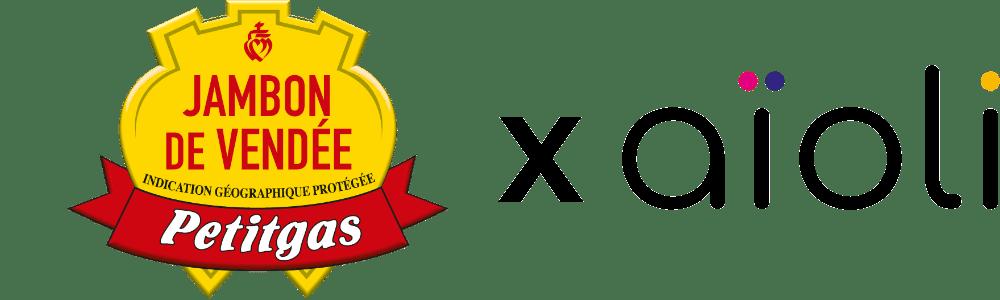 logo petitgas vendee aioli communication